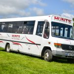 Fleet Coach Hire In Lincolnshire & Minibus In Lincolnshire | Hunts Coaches